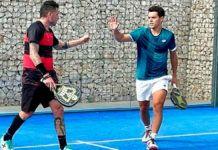 Tito Allemandi jugará con Coki Nieto