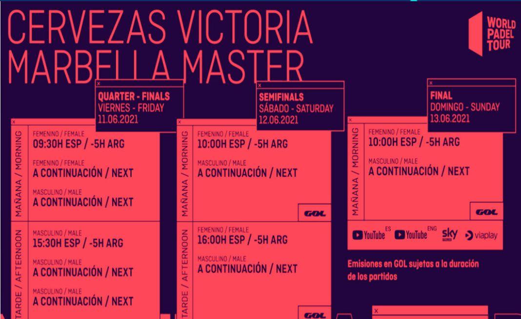 WPT: ¿Dónde ver el WPT Marbella Master?