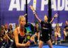 Kungsbacka Open II: El Cuadro Femenino entra en su recta decisiva