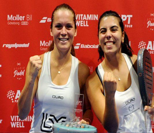 Kungsbacka Open II : Mendonça et Vilela remportent le double championnat