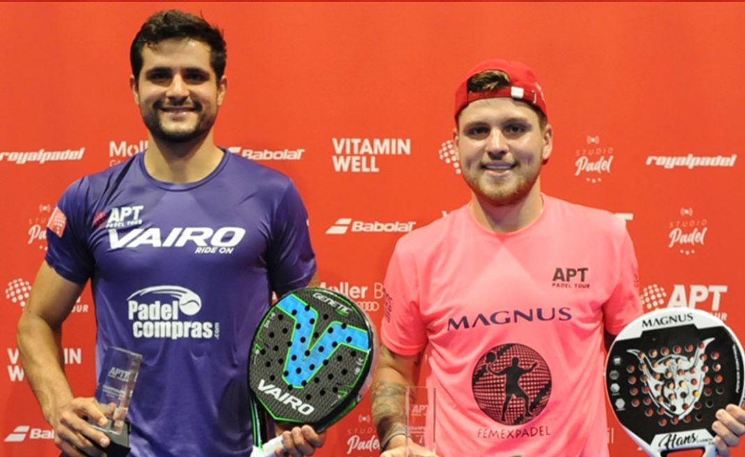 Kungsbacka Open II: Chiostri e Melgratti, una vittoria di 'circostanza'