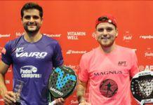Kungsbacka Open II: Chiostri y Melgratti, una victoria de 'circunstancia'