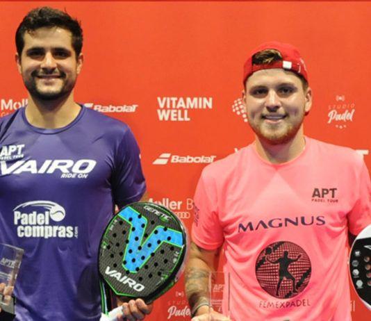 Kungsbacka Open II : Chiostri et Melgratti, une victoire de « circonstance »