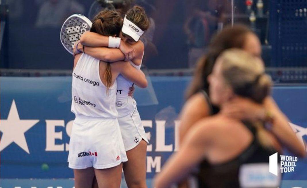 Open de Las Rozas : Excitation, surprises et beaucoup de paddle-tennis en route pour les demi-finales féminines