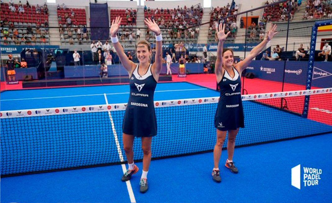 Las Rozas Open: Nuevo título para Ari Sánchez – Paula Josemaría