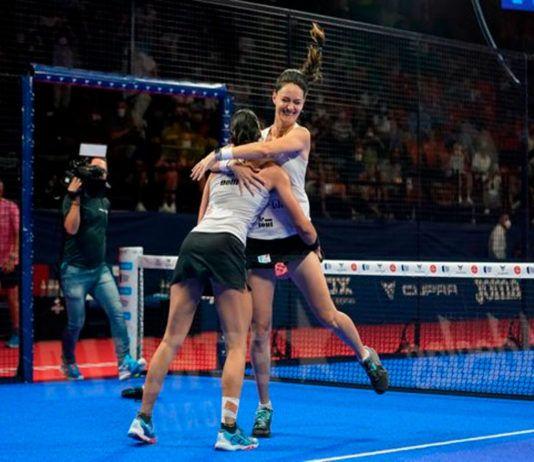 Valencia Open: Emoción, sorpresas y mucho pádel en el camino hacia las semis femeninas