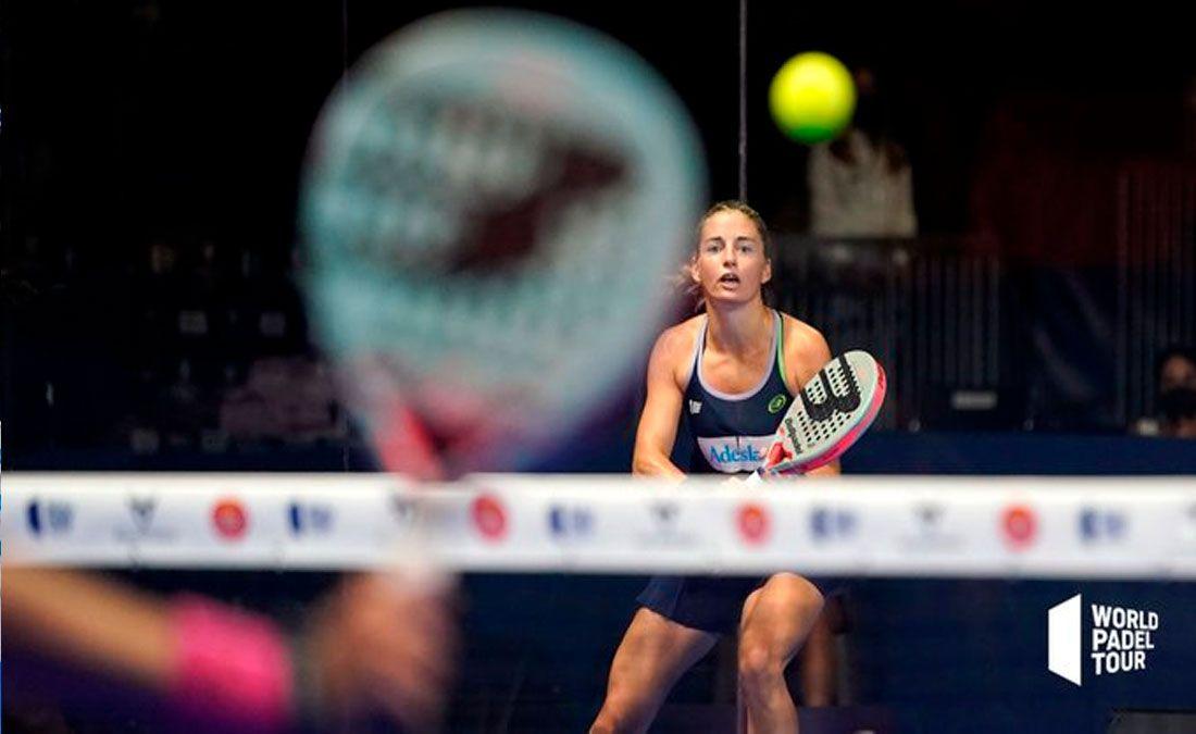 Valencia Open: Trabajada victoria de Salazar – Triay para plantarse en la gran final