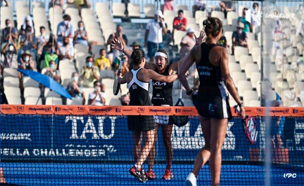 Marbella Challenger : Excitation, surprises et beaucoup de paddle-tennis en route pour les demi-finales féminines