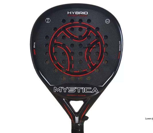 Mystica Hybrid Carbon Series 2021 Red : élégance et polyvalence entre vos mains