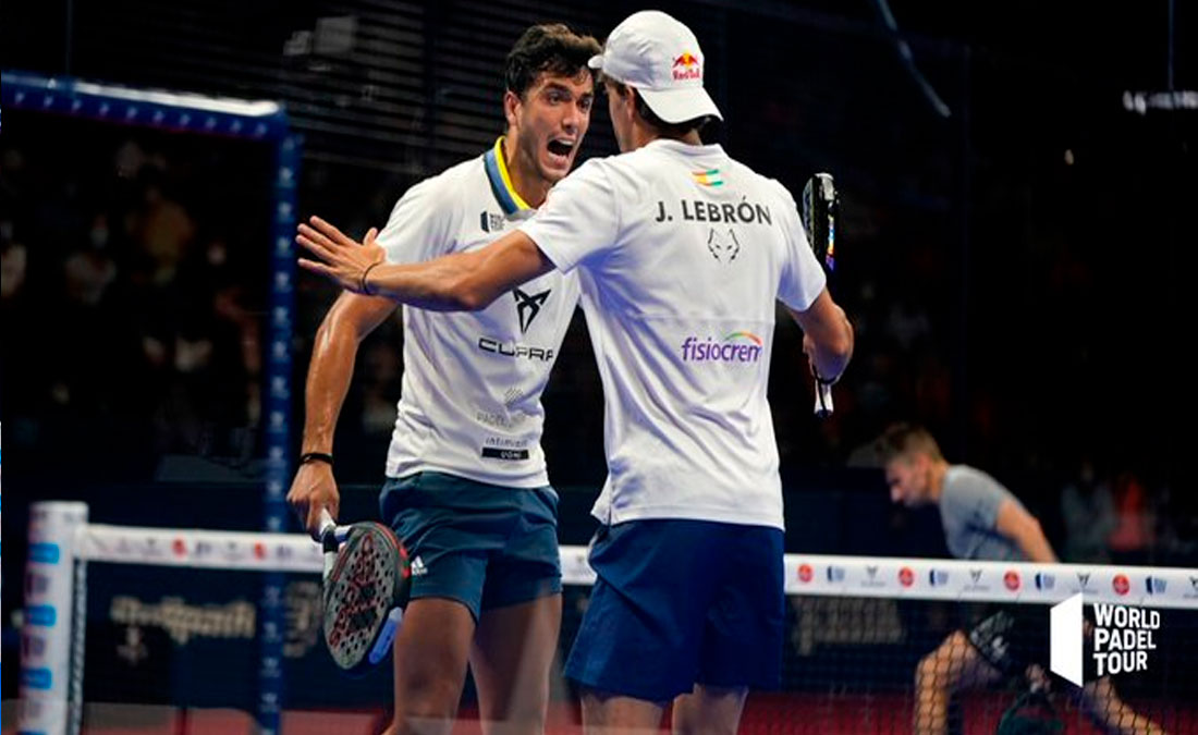 Valencia Open: Galán y Lebrón se llevan la victoria en una oda al pádel