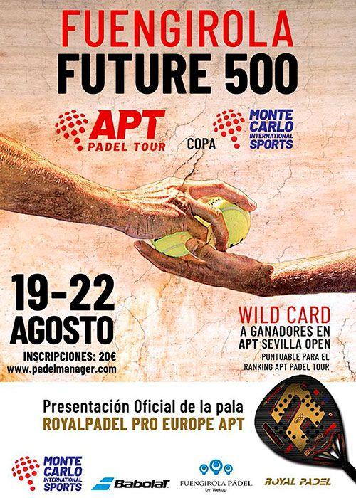 Todo listo: El primer Future APT llega a España