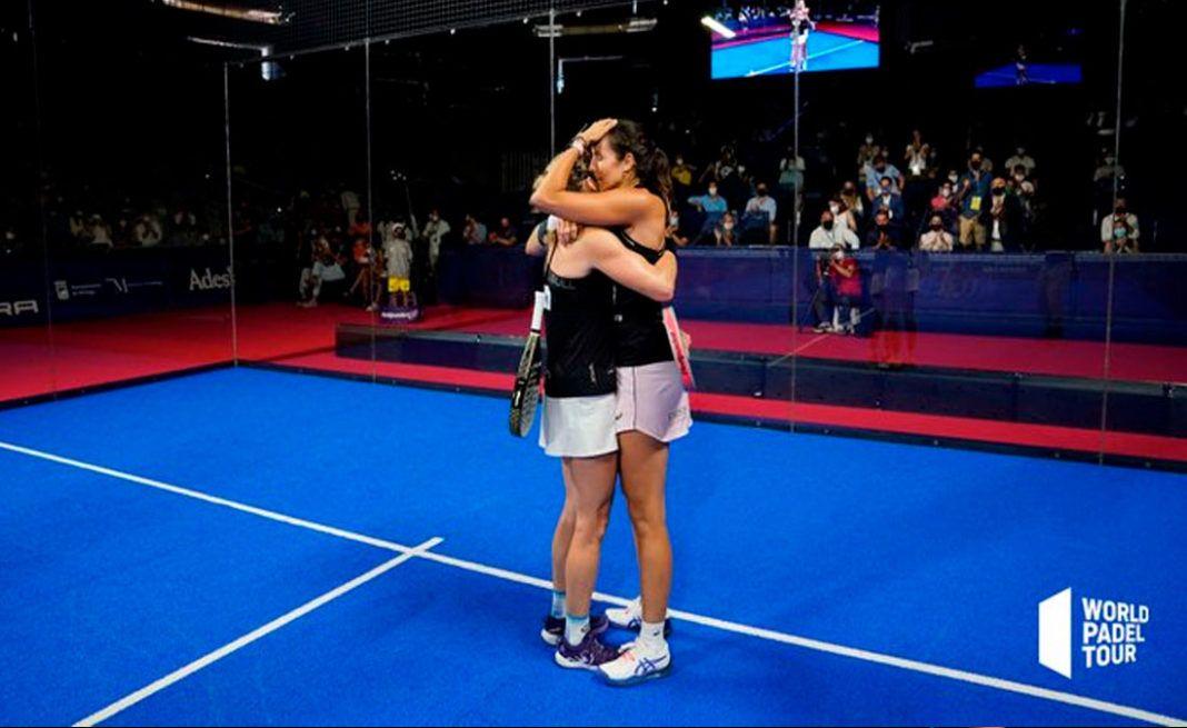 Málaga Open: Ale Salazar y Gemma Triay brillan con fuerza en la Costa del Sol