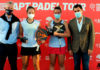 Borrero – Schuck golpean con fuerza en el Oeiras Open