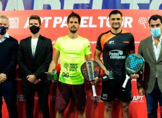Miguel Oliveira - Yain Melgratti fait ses débuts en tant que couple-titre à l'Oeiras Open