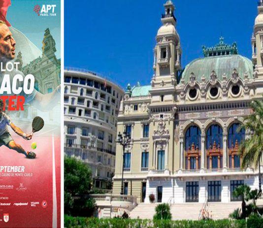 El APT Padel Tour 'devuelve' el pádel de alto nivel a Mónaco